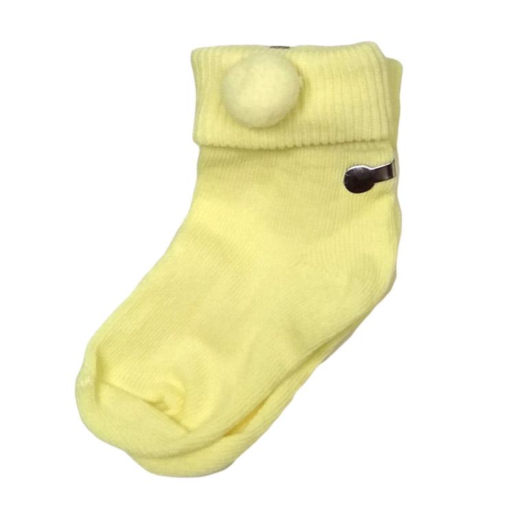 Носки для новорожденного, арт. 003, возраст от 3 до 6 месяцев