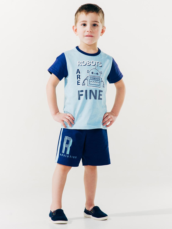 Шорты для мальчика, арт. 112287, возраст от 2 до 6 лет