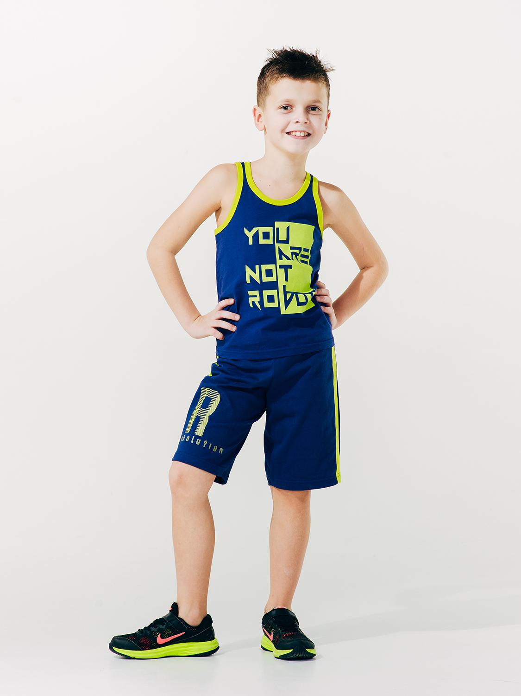 Шорты для мальчика, арт. 112288, возраст от 7 до 10 лет
