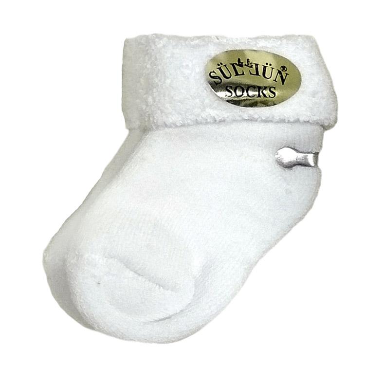 Носки для новорожденного, арт. 126, возраст от 0 до 3 месяцев