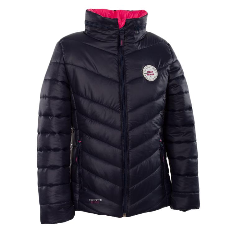 Куртка для девочки, арт. 18-ВД-18, возраст от 5 до 8 лет