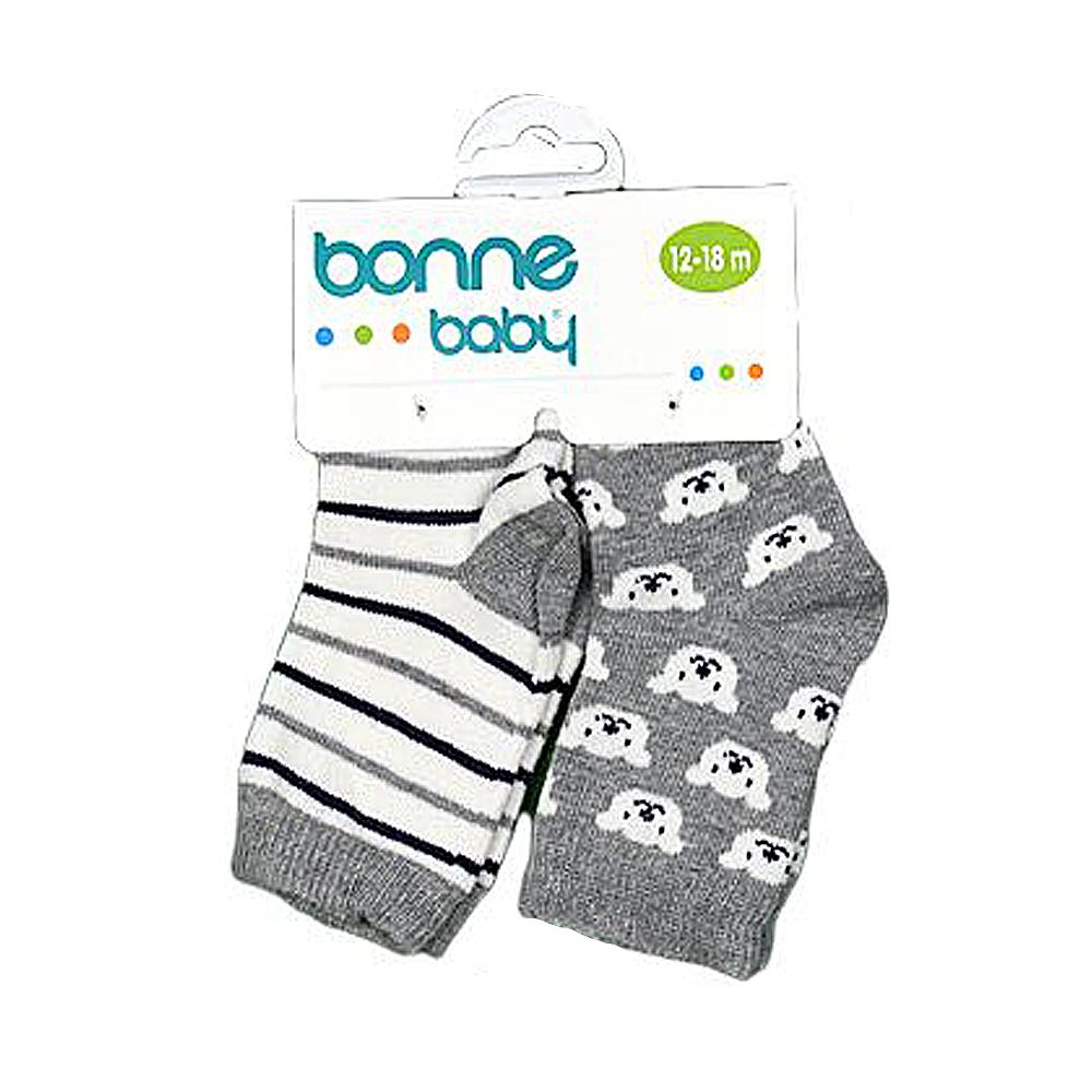 Носки для мальчика, арт. 324005-2,  (2 шт/ст), возраст от 12 до 18 месяцев