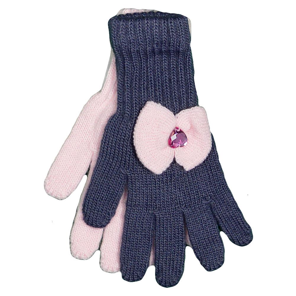 Перчатки, арт.Ladys, возраст от 5 до 8 лет