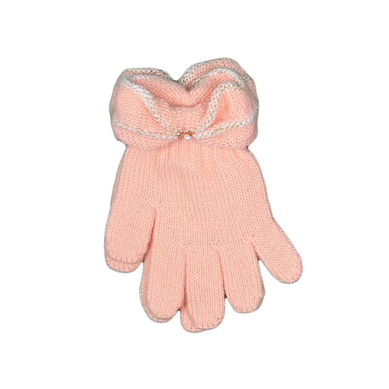 Перчатки детские, арт. Zuzia, возраст от 2 до 3 лет