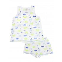 Пижама для девочки, арт. 104408, возраст от 2 до 6 лет