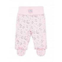 Ползунки-штанишки для девочки, арт. 107316, возраст от 0 до 3 месяцев