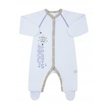 Комбинезон детский, арт. 108448, возраст от 0 до 3 месяцев