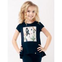 Туника для девочки, арт. 110460, возраст от 2 до 6 лет