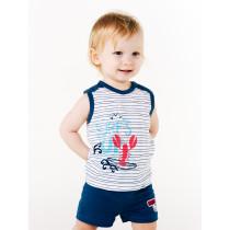 Шорты  для мальчика, арт.112289 возраст от 6 до 18 месяцев