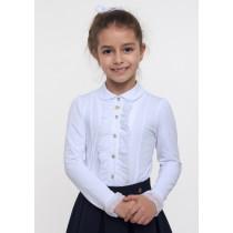 Блуза для девочки, арт. 114514, возраст от 11 до 14 лет