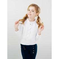 Блуза для девочки, арт. 114606, возраст от 11 до 14 лет
