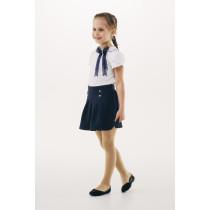 Блуза для девочки короткий рукав, арт. 114649 возраст от 11 до 14 лет