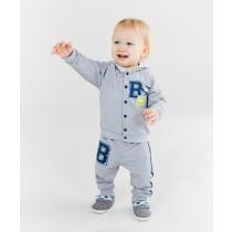 Комплект (куртка+брюки) для мальчика, арт. 117193, возраст от 6 до 18 месяцев
