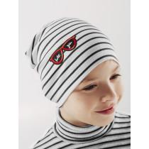 "Шапка Бини"" для мальчика, арт. 118498, возраст от 5 до 6 лет"""