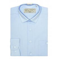 Рубашка для мальчика, арт. Dream blue, возраст от 6 до 15 лет