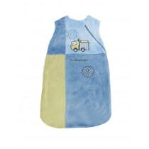Спальный мешок для мальчика, арт.NB106p, возраст от 0 до 18 месяцев