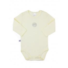 Боди-футболка длинный рукав, арт.102441, возраст от 6 до 18 месяцев