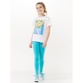 Лосины для девочки, арт. 115371, возраст от 7 до 10 лет