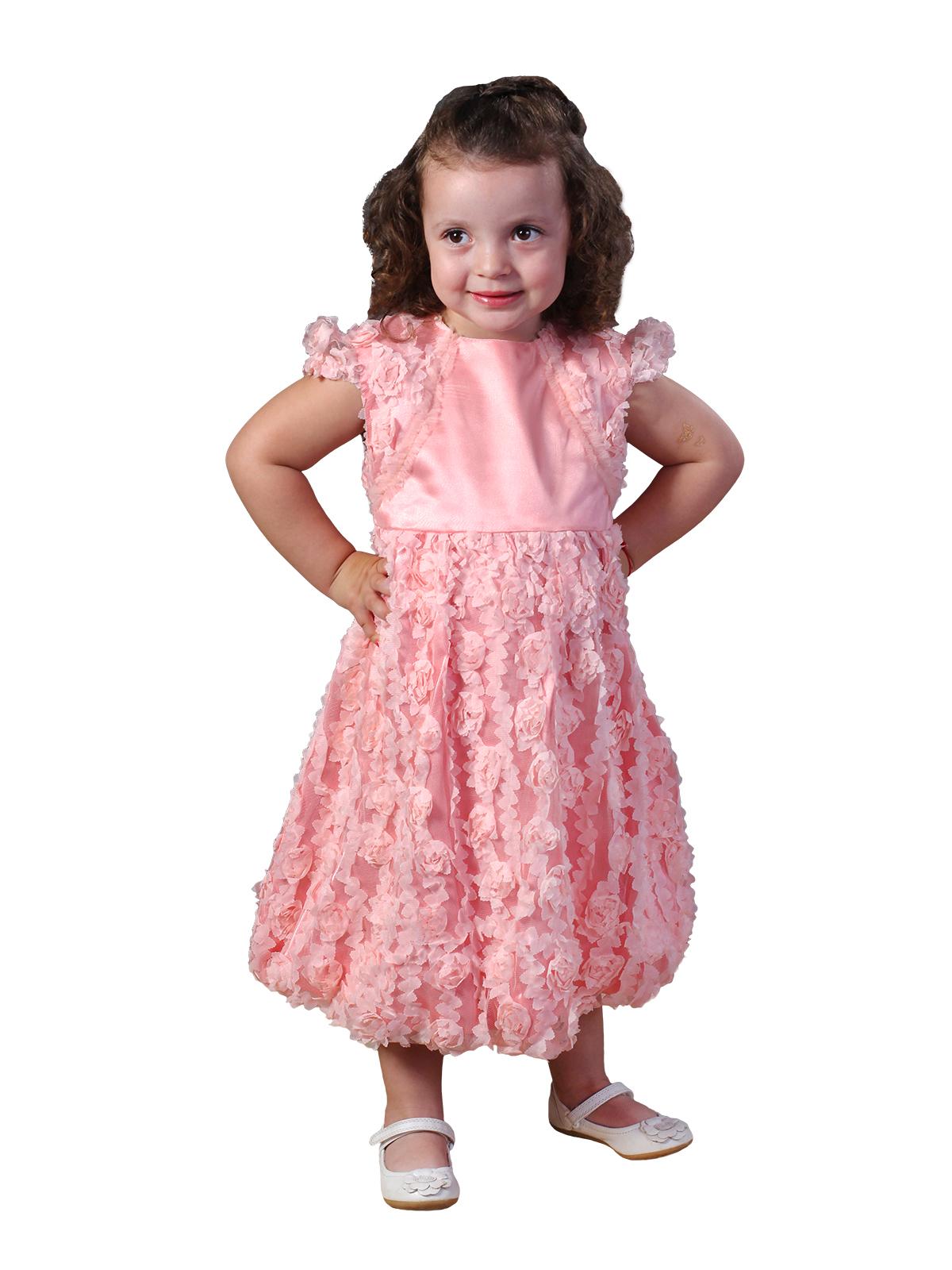 Нарядное платье, арт. Полина возраст от 4 до 8 лет