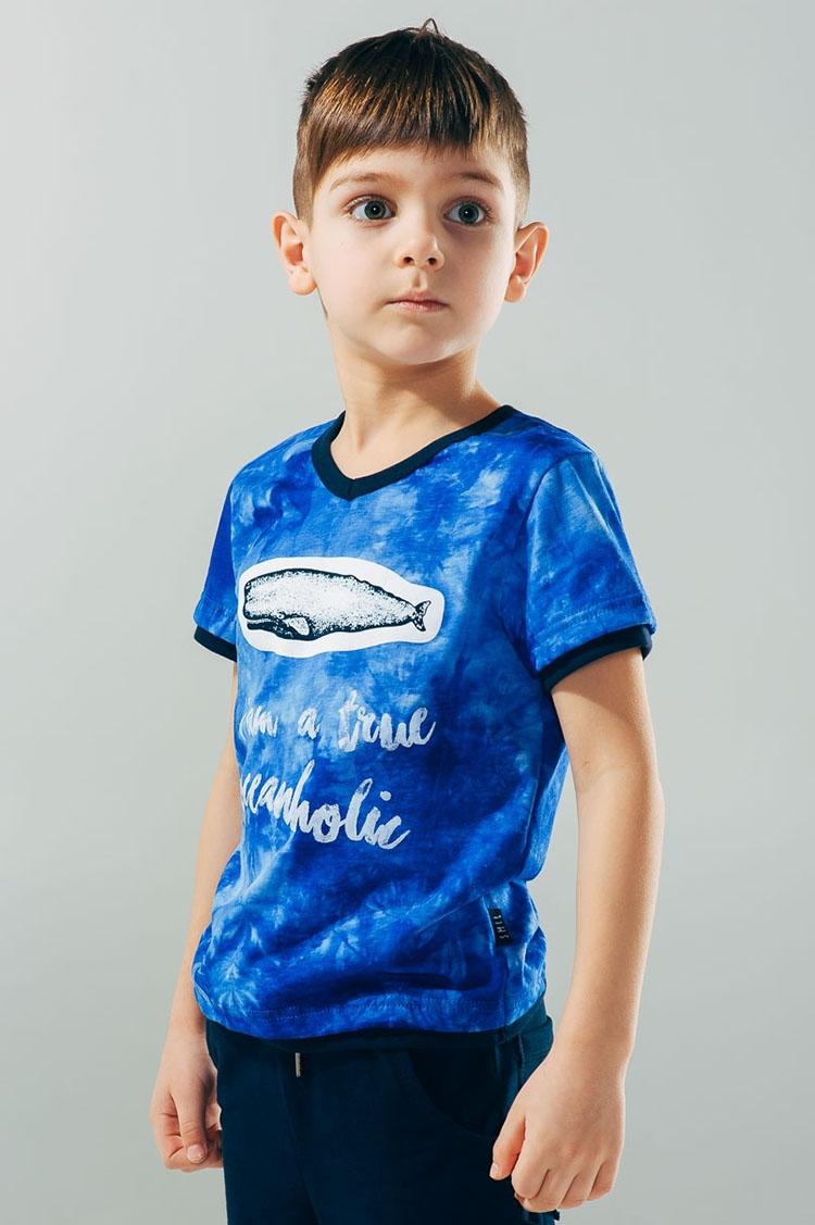 Футболка для мальчика, арт. 110491, возраст от 7 до 10 лет