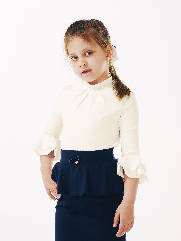 Блуза для девочки, арт. 114642, возраст от 6 до 10 лет