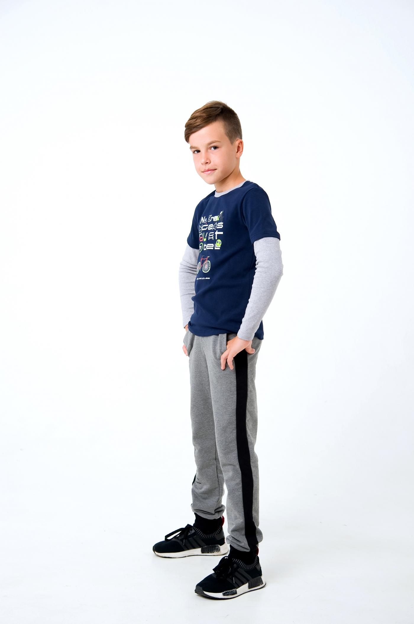 Брюки для мальчика, арт.115108, возраст от 2 до 6 лет