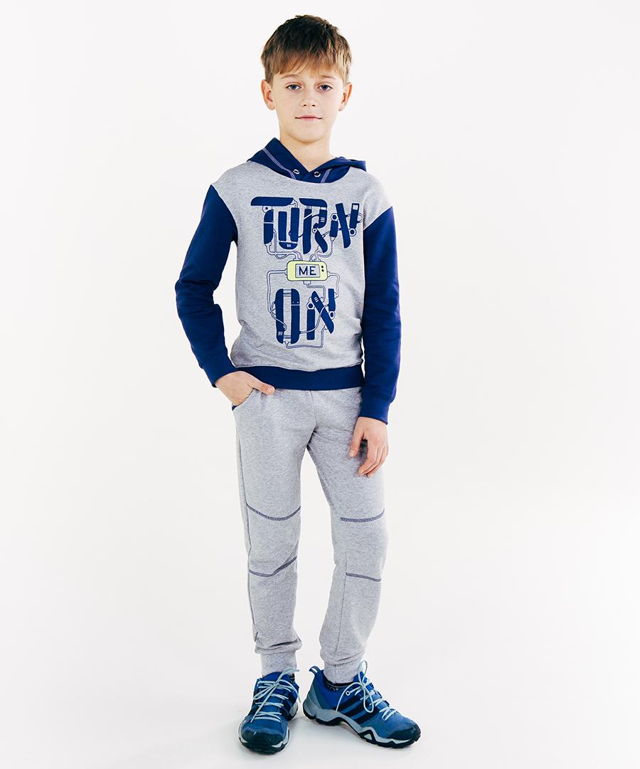 Брюки для мальчика, арт. 115355, возраст от 7 до 10 лет