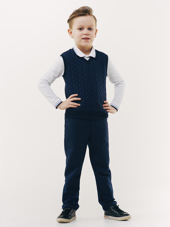 Брюки для мальчика, арт. 115377, возраст от 6 до 10 лет