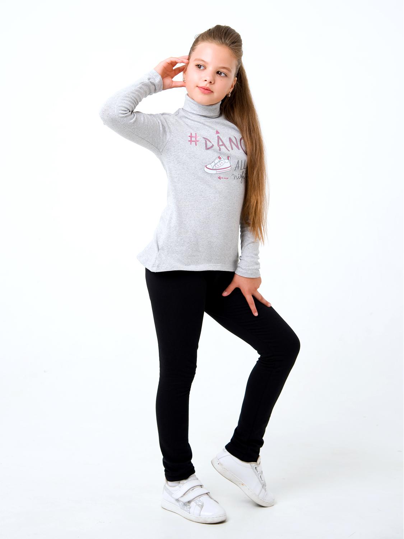 Лосины для девочки, арт.115386, возраст от 7 до 10 лет