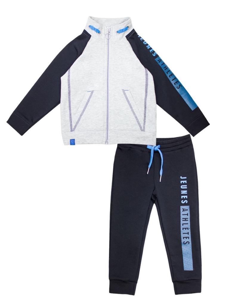 Спортивный костюм для мальчика, арт. 117177, возраст от 7 до 10 лет