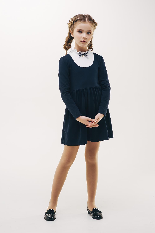 Платье для девочки, арт. 120239, возраст от 6 до 10 лет
