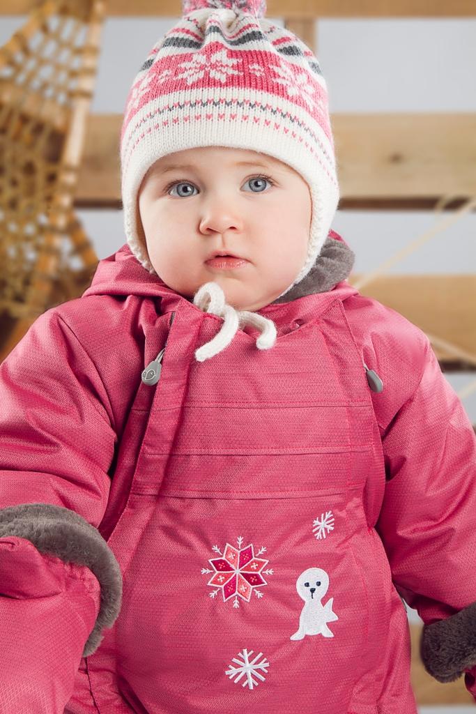 Комбинезон для девочки,арт.VH231C возраст от 6 до 24 месяцев