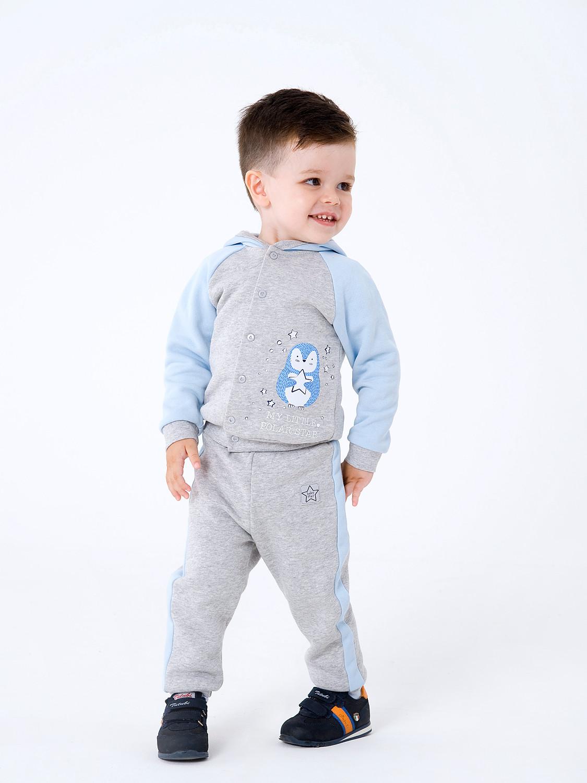 Костюм для мальчика, арт.117204, возраст от 6 до 18 месяцев