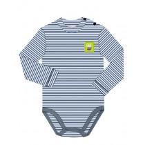 Боди-футболка с длинным рукавом для мальчика, арт. 102660, возраст от 6 до 18 месяцев