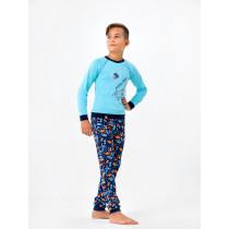 Пижама для мальчика, арт.104255, возраст от 1 до 1,5 лет