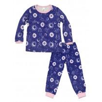 Піжама для дівчинки, арт.104800-1, від 2 до 6 років
