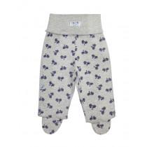 Ползунки-штанишки для мальчика, арт. 107350, возраст от 0 до 3 месяцев