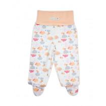 Ползунки - штанишки для девочки, арт. 107352, возраст от 0 до 3 месяцев