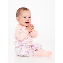 Комбинезон для девочки, арт. 108493, возраст от 6 до 18 месяцев