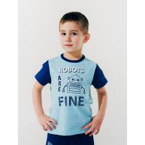 Футболка для мальчика, арт. 110517, возраст от 2 до 6 лет
