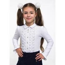 Блуза для девочки, арт. 114519, возраст от 11 до 14 лет