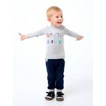 Футболка д.р. для мальчика, арт.114677, возраст от 6 до 18 месяцев