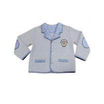 Пиджак для мальчик, арт. 116225, возраст от 6 до 24 месяцев