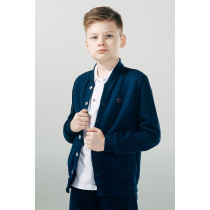 Бомбер для мальчика, арт. 116343, возраст от 6 до 10 лет