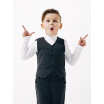 Жилет для мальчика, арт. 116419, возраст от 6 до 10 лет