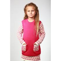 Платье для девочки, арт. 16243032, возраст от 1 до 7 лет