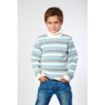 Свитер для мальчика, арт. 17080000, возраст от 1 до 7 лет