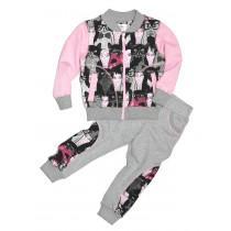 Спортивный костюм для девочки, арт. 206-1СК, возраст от 2 до 7 лет