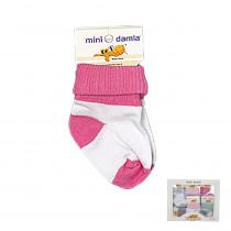 Носки для новорожденного, арт. 43098, возраст от 0 до 3 месяцев