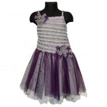Платье нарядное для девочки, арт.5785 возраст от 4 до 7 лет